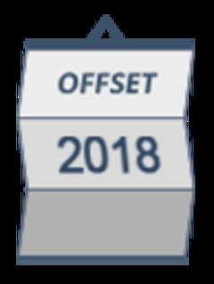 """Kalendarze trójdzielne duży nakład <br /><span class=""""small"""">(offset)</span>"""