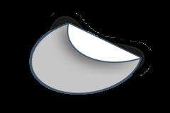 Naklejka wykrawana